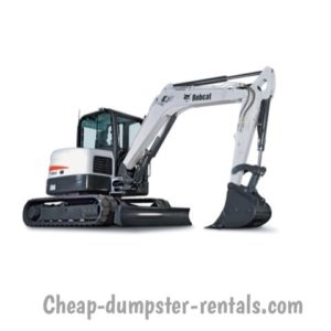 Bobcat / Excavator Clean Up Services